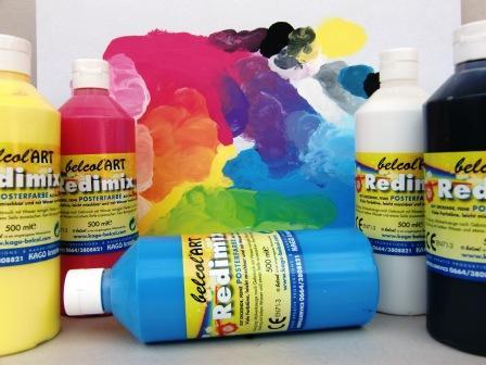 Prim Rfarben belcolart redimix primärfarben kago belcol